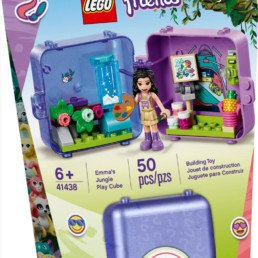 LEGO Friends 41438 Emma's Jungle Play Cube (4)
