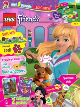 LEGO Friends magazine - Editie 4 (2020)