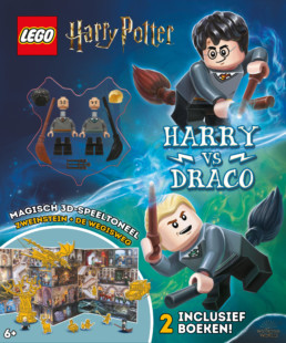 LEGO Harry Potter Harry VS Draco