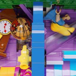 LEGO Ideas Alice in Wonderland
