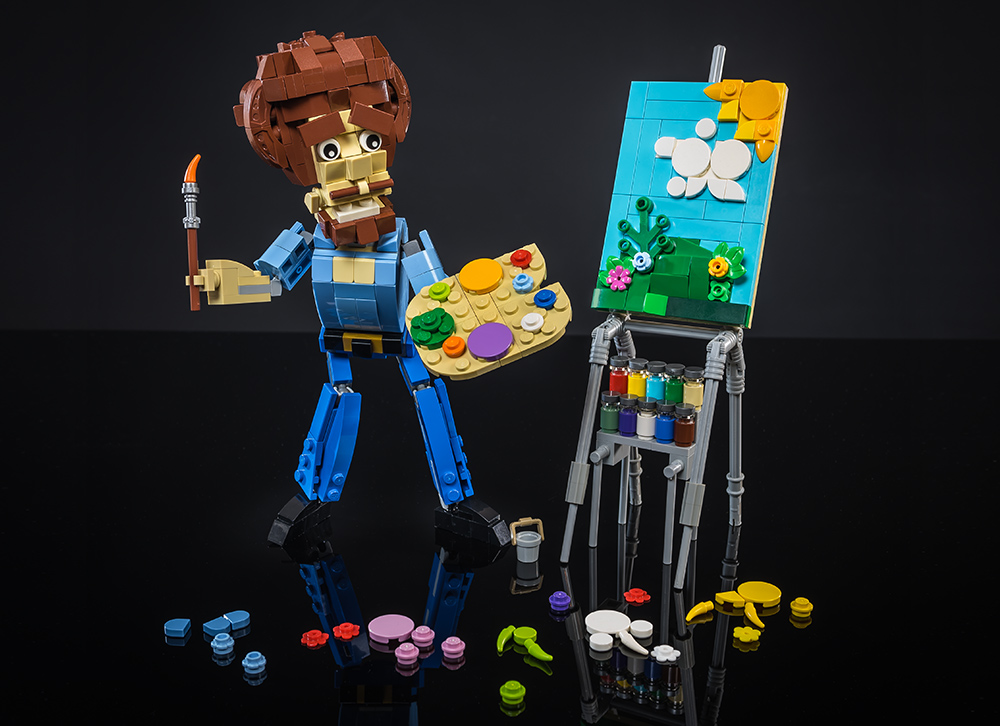 LEGO Ideas Bob Ross - The Joy of Painting