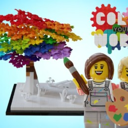 LEGO Ideas Color Your World