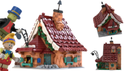 LEGO Ideas - Disney Pinocchio