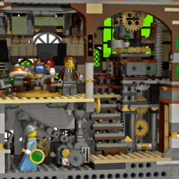 LEGO Ideas Exploratorium