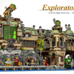 LEGO Ideas Exploratorium