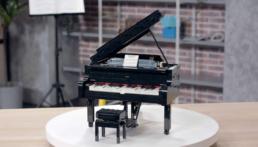 LEGO Ideas Grand Piano - Designer Video header