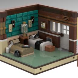 LEGO Ideas Schitt's Creek