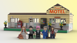 LEGO Ideas Schitt's Creek