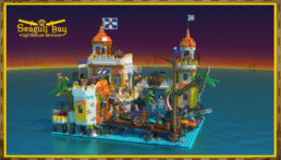 LEGO Ideas Seagull Bay