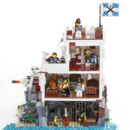 LEGO Ideas The Fortress - Imperial Army