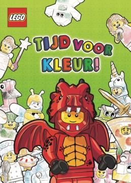 LEGO Kleurboek Tijd voor kleur!