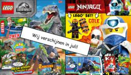 LEGO Magazines en boeken juni 2020