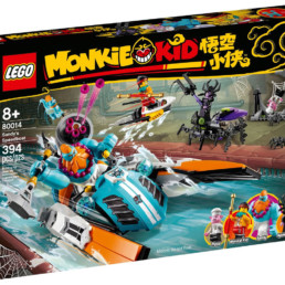 LEGO Monkie Kid 80014 Sandy's Speedboat