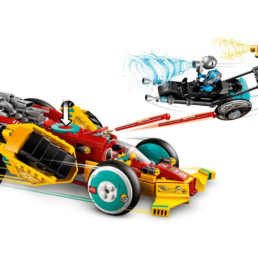 LEGO Monkie Kid 80015 Monkie Kid's Cloud Roadster