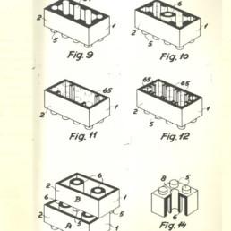 LEGO Patent 28 januari 1958 door Godtfred Kirk Christansen blad 2