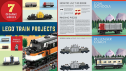 LEGO Train Projects header