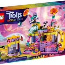 LEGO Trolls 41258 Vibe City Concert