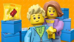 Laatste LEGO aankopen