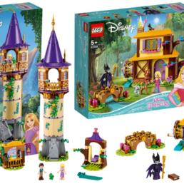 Nieuwe LEGO Disney Princess 2HY 2020