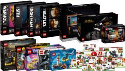 [Releases] Nieuwe LEGO sets augustus 2020