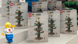 Win een LEGO House Tree of Creativity