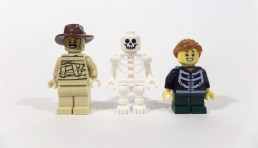 LEGO Seasonal 40423 Halloween Hayride