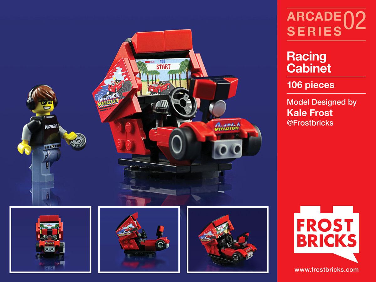 Frost Brick Arcade Racer