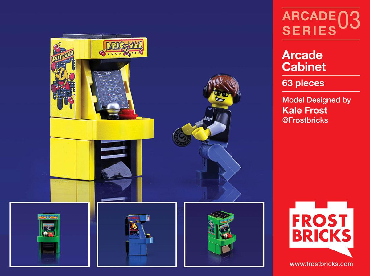 Frost Brick Pac-man
