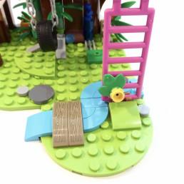 LEGO Friends 41422 Panda Jungle Tree House