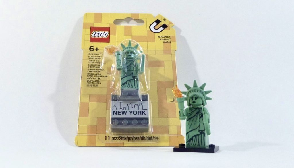 LEGO 854031 Statue of Liberty Magnet