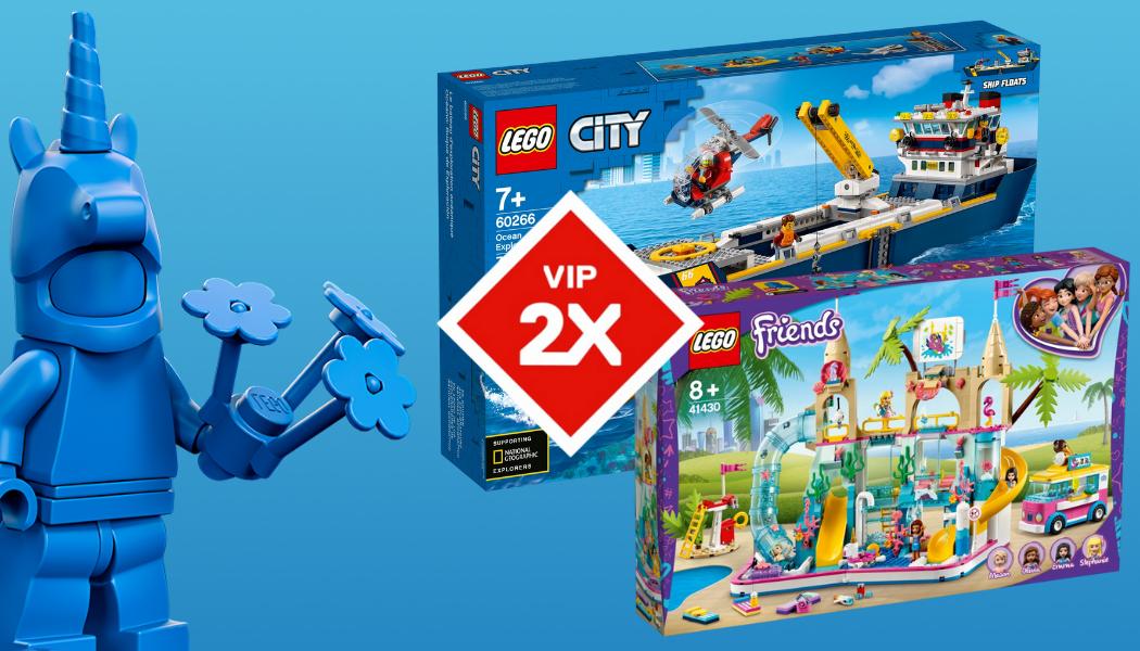 Dubbele LEGO VIP punten op LEGO sets (6)