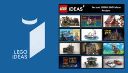 Kandidaten tweede LEGO review 2020
