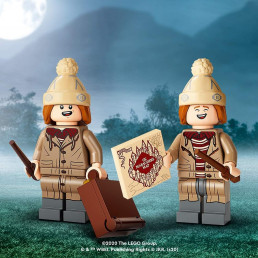LEGO 71028 Harry Potter Collectible Minifigures serie 2