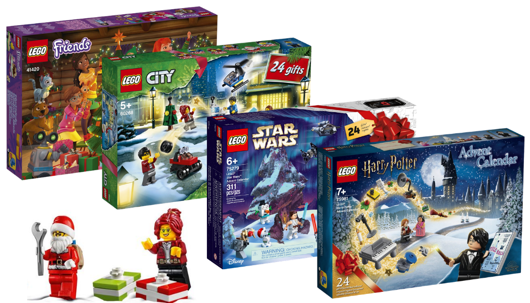 LEGO Advent Calendars 2020