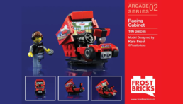 LEGO Arcade Cabinets