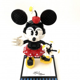 LEGO Disney 43179 Mickey Mouse and Minnie Mouse