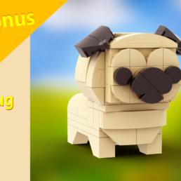LEGO Ideas LEGO Doggo bereikt de 10K supporters