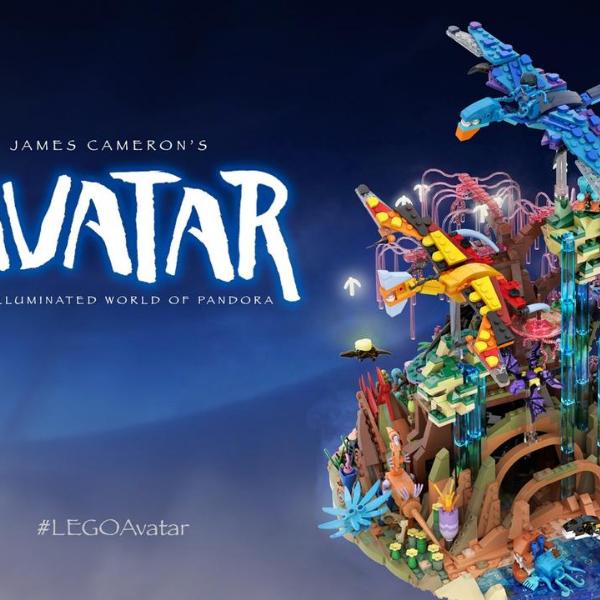 LEGO Ideas LEGO Ideas Avatar: The Illuminated World of Pandora