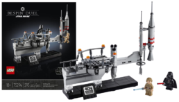 LEGO Star Wars 75294 Bespin Duel