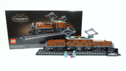 [Review] LEGO Crocodile Locomotive