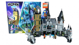 [Review] LEGO Hidden Side 70437 Mystery Castle