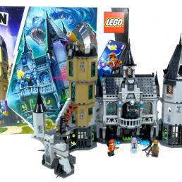 [Review] LEGO Hidden Side 70437 Mystery Castle