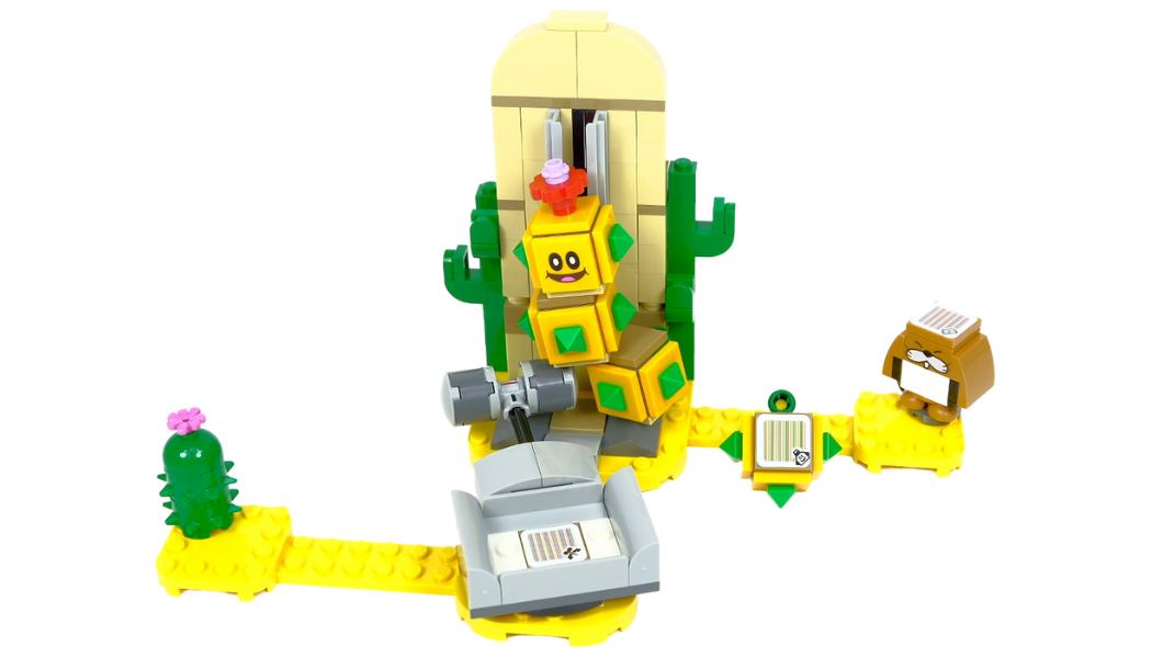 [Review] LEGO Super Mario Starter Course & uitbreidingen