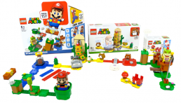 [Review] LEGO Super Mario Starter Course & uitbreidingen