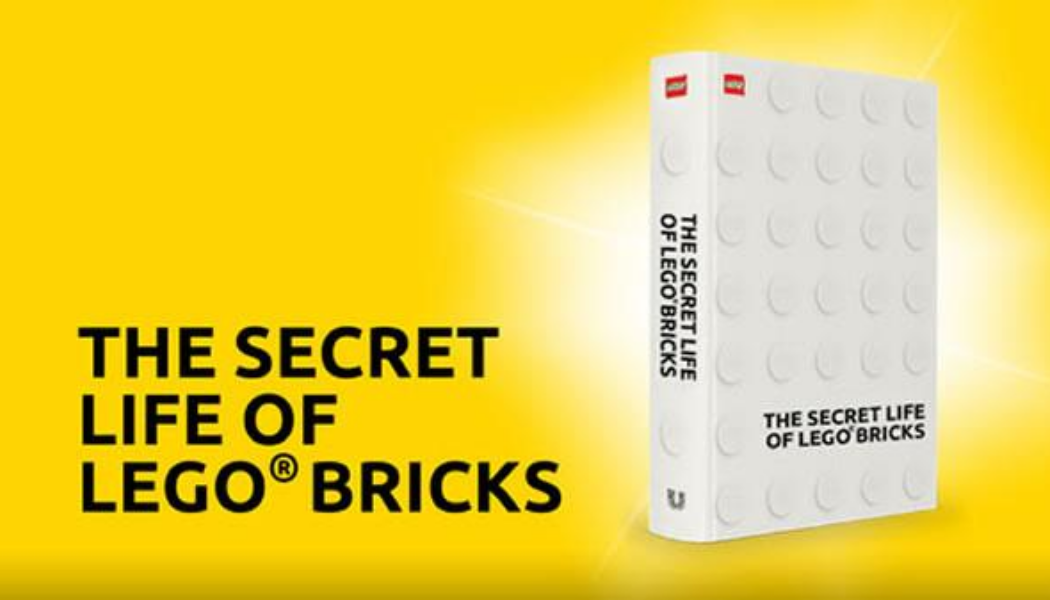 The Secret Life of LEGO®️ Bricks.