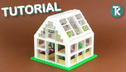 [Tutorial] Bouw een LEGO Greenhouse