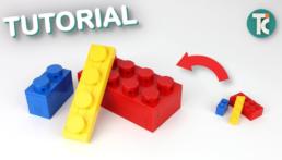 Bouw LEGO Giant Bricks