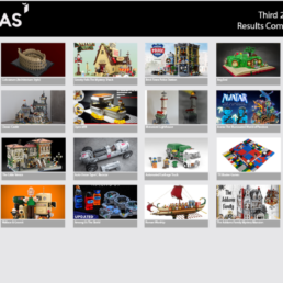 Kandidaten derde LEGO Ideas review 2020