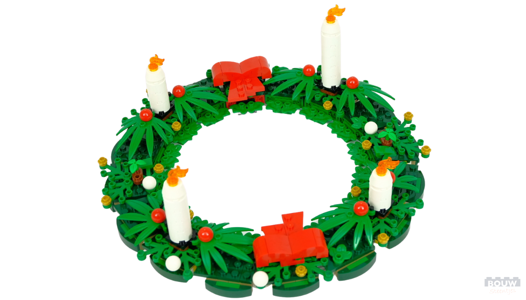 LEGO 40426 Christmas Wreath