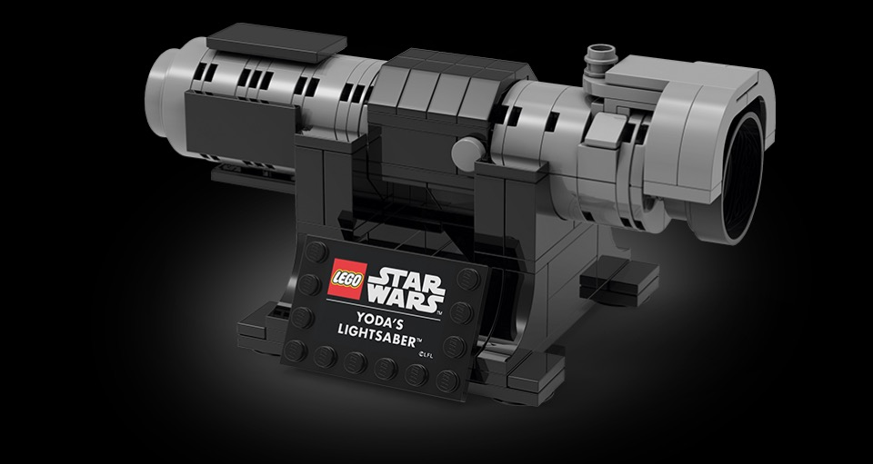 LEGO 5006290 Yoda's Lightsaber